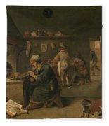 Alchemist Fleece Blanket