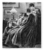 Alcott: Little Women Fleece Blanket