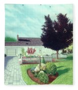 Aldershot Home Fleece Blanket