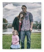 Alexbrooklynrian_analog Fleece Blanket