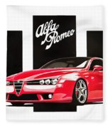 Alfa Romeo Brera Fleece Blanket