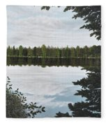Algonquin Park Fleece Blanket