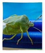 Alice The Stink Bug 3 Fleece Blanket