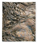Alien Landscape Fleece Blanket