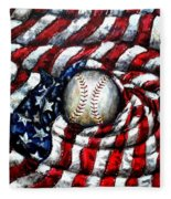 All American Fleece Blanket