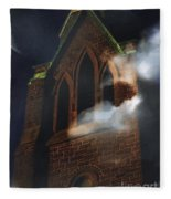 All Hallows Fleece Blanket