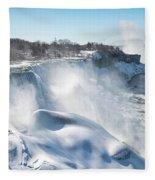 All The Falls Fleece Blanket