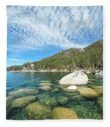 Allegiance To Nature Fleece Blanket