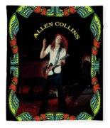 Allen Collins Winterland 5 Fleece Blanket