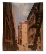 Alley Series 1 Fleece Blanket
