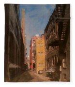 Alley Series 2 Fleece Blanket