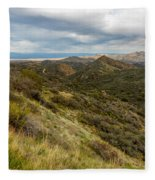 Alluring Landscape Of Arizona Fleece Blanket