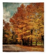 Almost Home Fleece Blanket