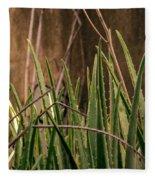 Aloe 3 Fleece Blanket