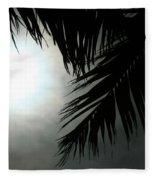 Aloha From The Garden Of Heaven  Fleece Blanket