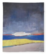 Along The Shoreline Fleece Blanket