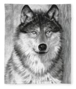 Alpha Fleece Blanket