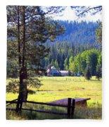 Alpine Arizona Fleece Blanket