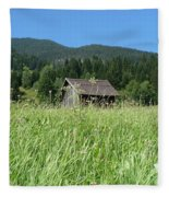 Alpine Meadow  Fleece Blanket