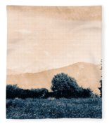 Alpine Western Fleece Blanket