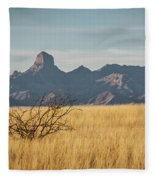 Altar Valley  Fleece Blanket