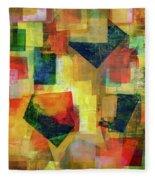 Altered Vision 2  Fleece Blanket