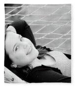 Alyssa Fleece Blanket