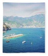 Amalfi Coast, Italy IIi Fleece Blanket