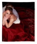 Amanda Fleece Blanket