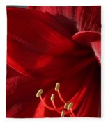 Amaryllis6790 Fleece Blanket