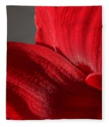 Amaryllisleaves6698 Fleece Blanket