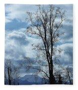 Amazing Birch Fleece Blanket