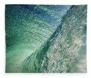Amazing Wave Fleece Blanket