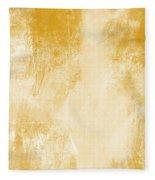 Amber Waves Fleece Blanket