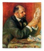 Ambroise Vollard 1908 Fleece Blanket