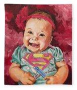 Amelia Fleece Blanket