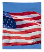 America Fleece Blanket