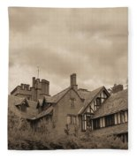 American Castle Fleece Blanket