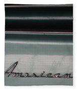 American Classic Fleece Blanket