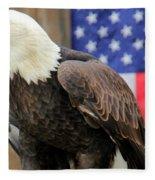 American Eagle Fleece Blanket