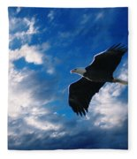 American Eagle Fleece Blanket