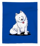 American Eski Fleece Blanket
