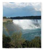 American Falls 1 Fleece Blanket