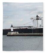 American Integrity Ship Fleece Blanket