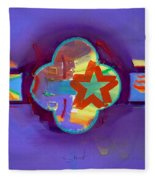 American Neon Fleece Blanket