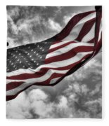 American Wave Sc Fleece Blanket