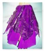 Ameynra Fashion - Iris Skirt Fleece Blanket