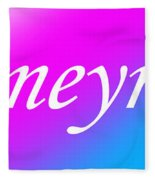 Ameynra - Logo 003 Fleece Blanket