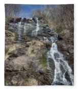 Amicolola Falls Fleece Blanket