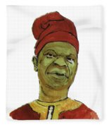 Amos Tutuola Fleece Blanket